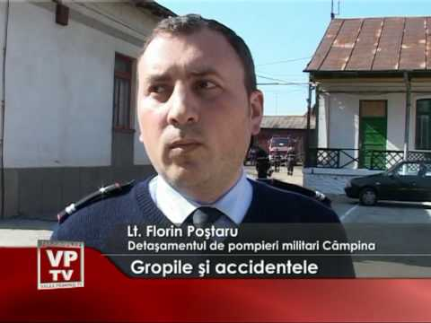 Gropile şi accidentele
