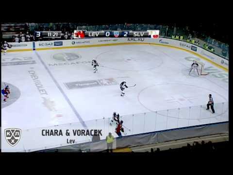 11/05 KHL Top-10 goals of the week (видео)
