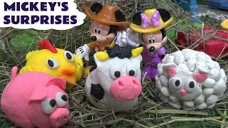 Mickey\'s Surprises