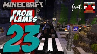 Minecraft From Flames - EP23 - Mob Cannons