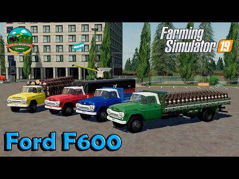 FORD F600 v1.0.0.0