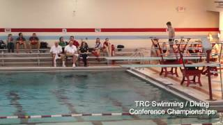 TRC Diving Conference Championships