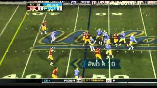 Armond Armstead vs UCLA 2010 vs  (2010)