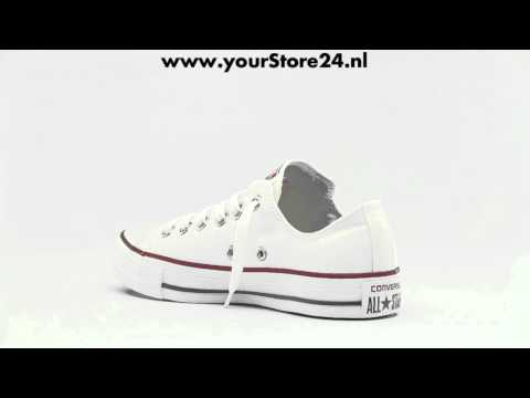 Zunanji videz superg Converse All Star OX INF Optical