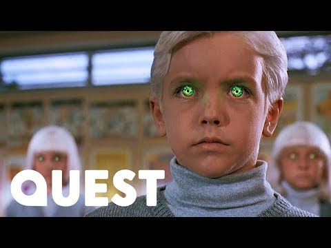 FRIGHT NIGHT ON QUEST | Village Of The Damned