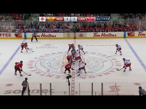 Полуфинал Кубка мира 2016. Канада - Россия | 2016 WCH Semifinal. Russia - Canada. 24.09.16 (видео)