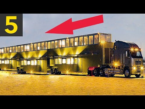 Top 5 Largest RVs Ever Made