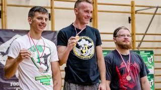 Arkadiusz Stanek mistrzem Polski w footbagu