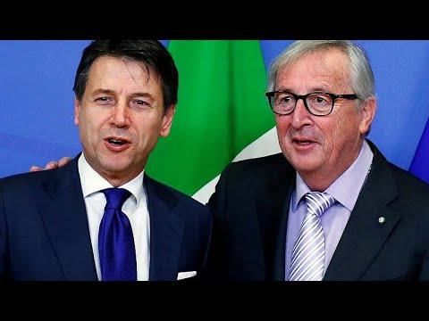 Italien: Streit um Italiens Haushaltsplan - Kompromiss bei 2,04 % ?