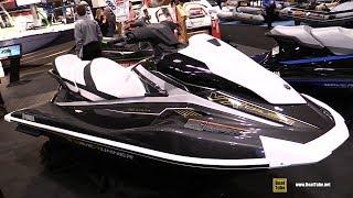 7. 2018 Yamaha VX Cruiser HO Jet Ski - Walkaround - 2018 Toronto Boat Show