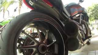 8. 2012 Ducati Diavel Carbon