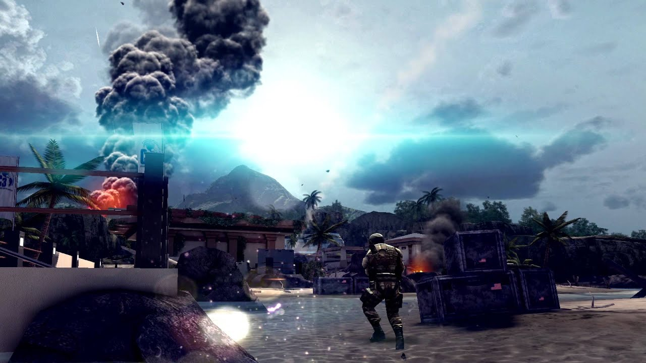 Here's An Official Version of that 'Modern Combat 4: Zero Hour' Trailer