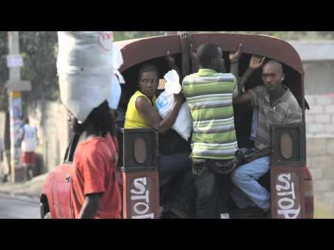 Haiti: One Year Later - Nation struggles to pick up the piec