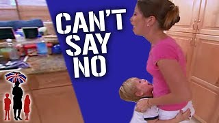 Video Mom Can't Say 'No' To Her Out Of Control Kids | Supernanny MP3, 3GP, MP4, WEBM, AVI, FLV Maret 2019