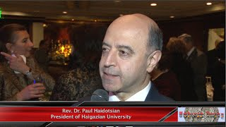 AMAA: 60th Anniversary of Hagazyan University in Beirut