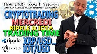 #Ripple #IOTA #Stellar #Trading ( Mercredi 7 Février 2018 ) #Cryptotrading