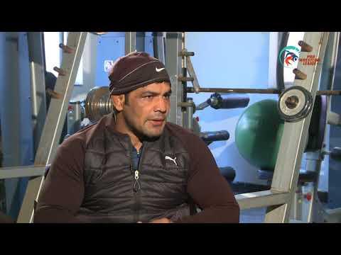 Wrestler congrats Kartikeya Sharma for PWL