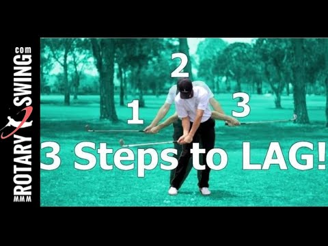 Learn How to Get More Distance in Golf: 3 Steps to Lag and Distance