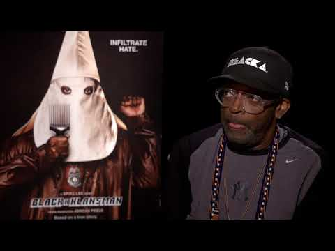Spike Lee On Birth Of A Nation's Horrific Social Effects, Jordan Peele, More (full) | Blackkklansman