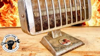 Video 1950's Vintage Radiator - Restoration MP3, 3GP, MP4, WEBM, AVI, FLV Februari 2019