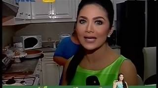 Video Manjakan Anak Ala Krisdayanti  - Seleb On News (21/11) MP3, 3GP, MP4, WEBM, AVI, FLV Mei 2017