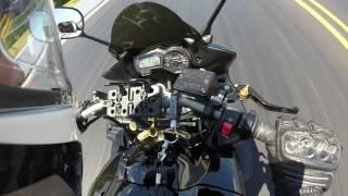 9. 2010 Yamaha FZ1 quarter mile 11.2 @ 129mph