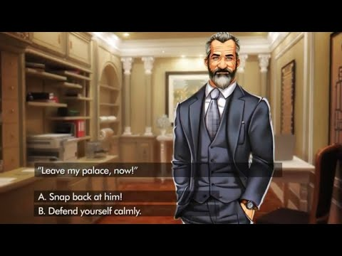 Leave my palace, now! Is It Love? James | Episod 8