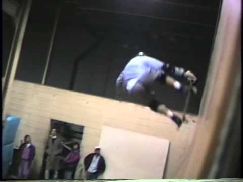 Old Radz Vert Contest Circa 1992 Springfield, MO