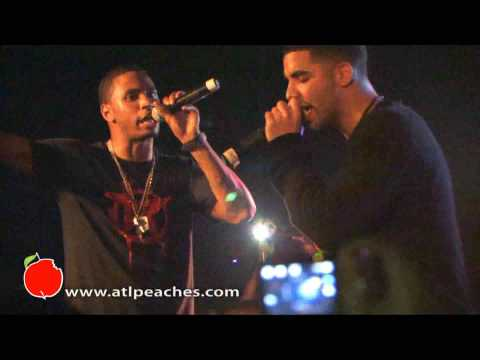 Drake Ft Trey Songz - Successful (Live in Atlanta) Highest Quality