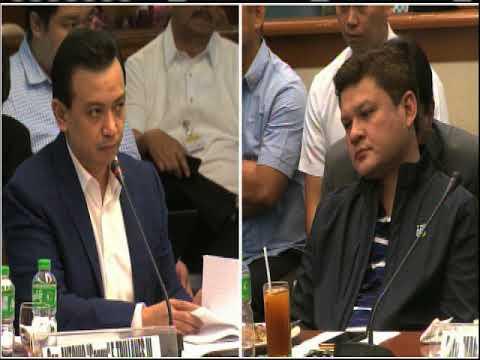 Video Trillanes, Paolo Duterte face off at Senate probe (part 2) download in MP3, 3GP, MP4, WEBM, AVI, FLV January 2017