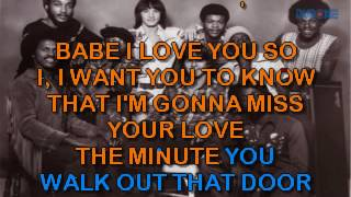 K C  & The Sunshine Band   Please Don't Go