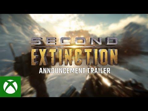 Second Extinction se présente en vidéo de Second Extinction
