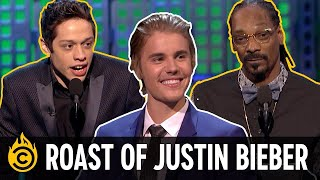 Video The Harshest Burns from the Roast of Justin Bieber MP3, 3GP, MP4, WEBM, AVI, FLV September 2019