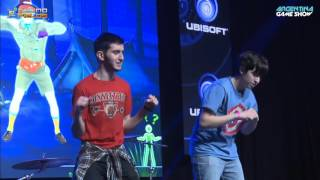 [VIVO] Ubisoft con Just Dance en Argentina Game Show (Domingo)