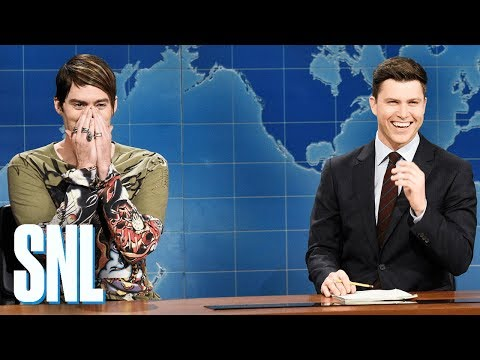 Stefon on St. Patrick's Day - SNL