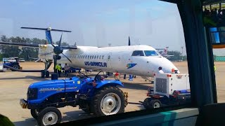 Cox's Bazar Bangladesh  city photo : A Plane Journey from Dhaka to Cox's Bazar | US-Bangla Airlines | Domestic Flight