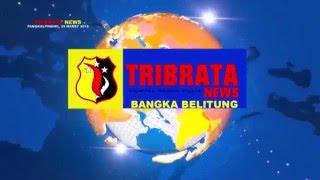 KAPOLDA DAN GUBERNUR PANTAU BANJIR PANGKALPINANG 29 MARET 2016