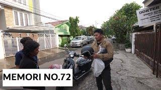 5. UNBOXING SOHIB BARU GW VESPA GTS 150 I-GET DAN HARI TERAKHIR MR BANDIT #72
