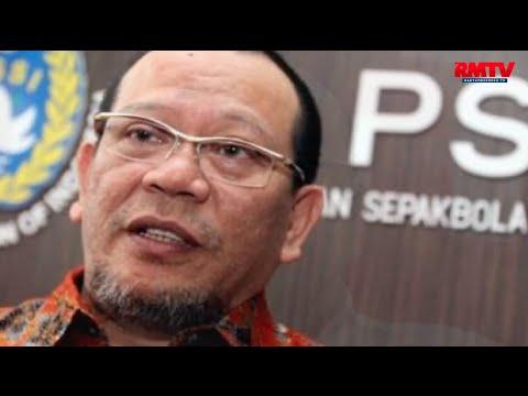 Ditetapkan Tersangka, La Nyalla Diminta Tinggalkan PSSI