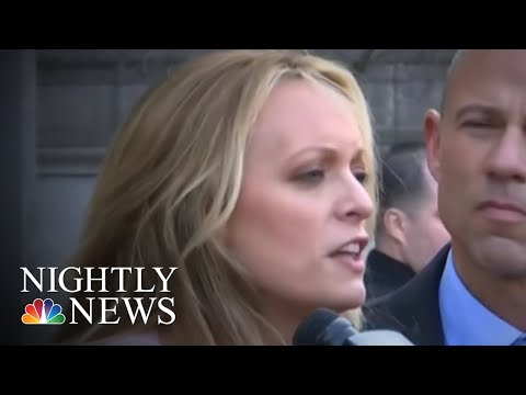 Michael Cohen Was Selling Access To Donald Trump, Stormy Daniels' Lawyer Alleges   NBC Nightly News