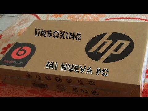 UNBOXIG - HP Pavilion 14 Notebook PC |En Español|