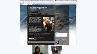 Hangout on Air: Focusing on Your Blog's Landing Page