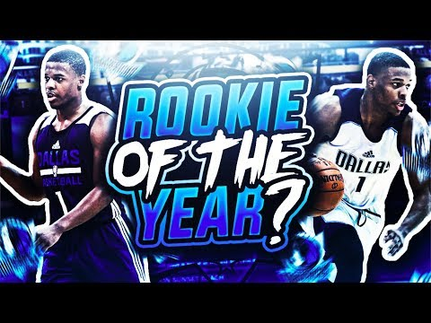 Why DENNIS SMITH - The Dallas Mavericks 2017 NBA Draft Pick Will Win 2018 Rookie of the Year