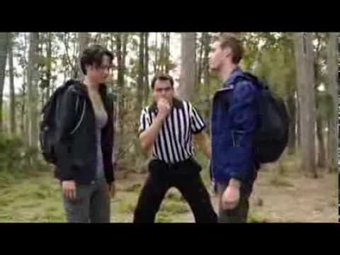 Starving games funny scenes [part 2] (spoof hunger games)
