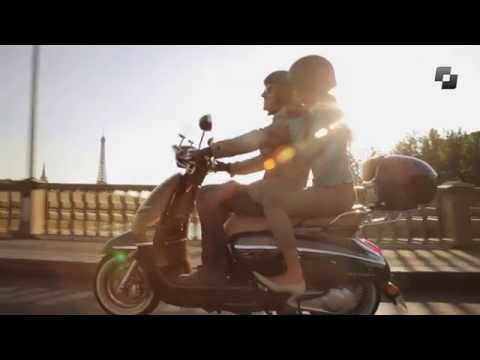 Vídeos Peugeot Django 125