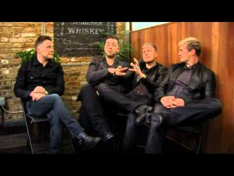 101024 Westlife won't rule out a reunion with Brian – ITN.co.uk
