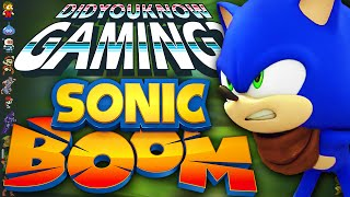 Video Sonic Boom - Did You Know Gaming? Feat. JonTron MP3, 3GP, MP4, WEBM, AVI, FLV Desember 2017
