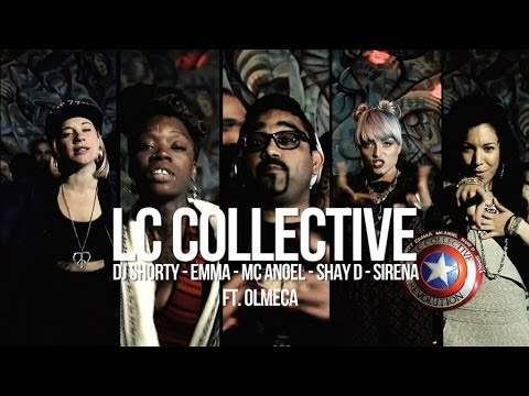 Video Revolution - Official video for LC Collective Ft. Olmeca - Revolution (Official Video) Twitter @LCCollectiveUK Facebook LyricallychallengedUK @DJShorty79 @shayduk @Olmeca...