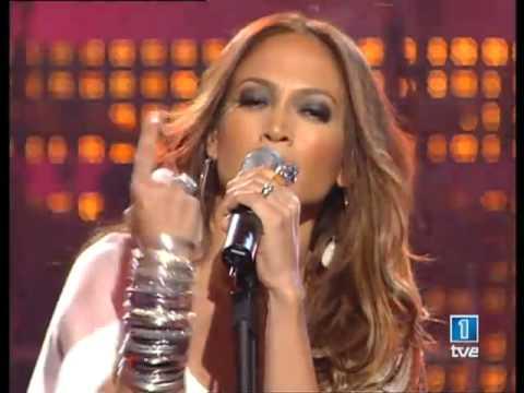 Jennifer Lopez – Que Hiciste (Live)