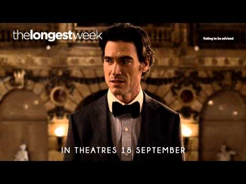 The Longest Week Official Trailer